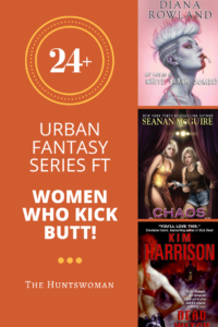Top Urban Fantasy Series to Read in 2020