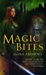 Ilona Andrews Urban Fantasy Series