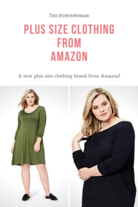 New plus size fashion line from Amazon