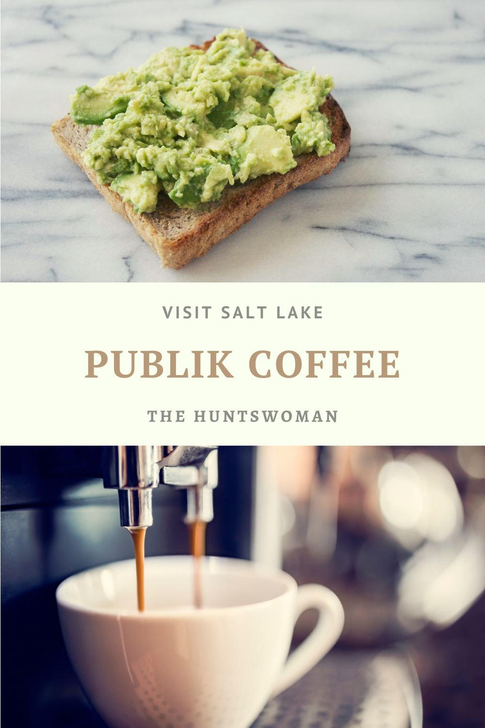 Great coffee shop to visit in Salt Lake City - visiting utah