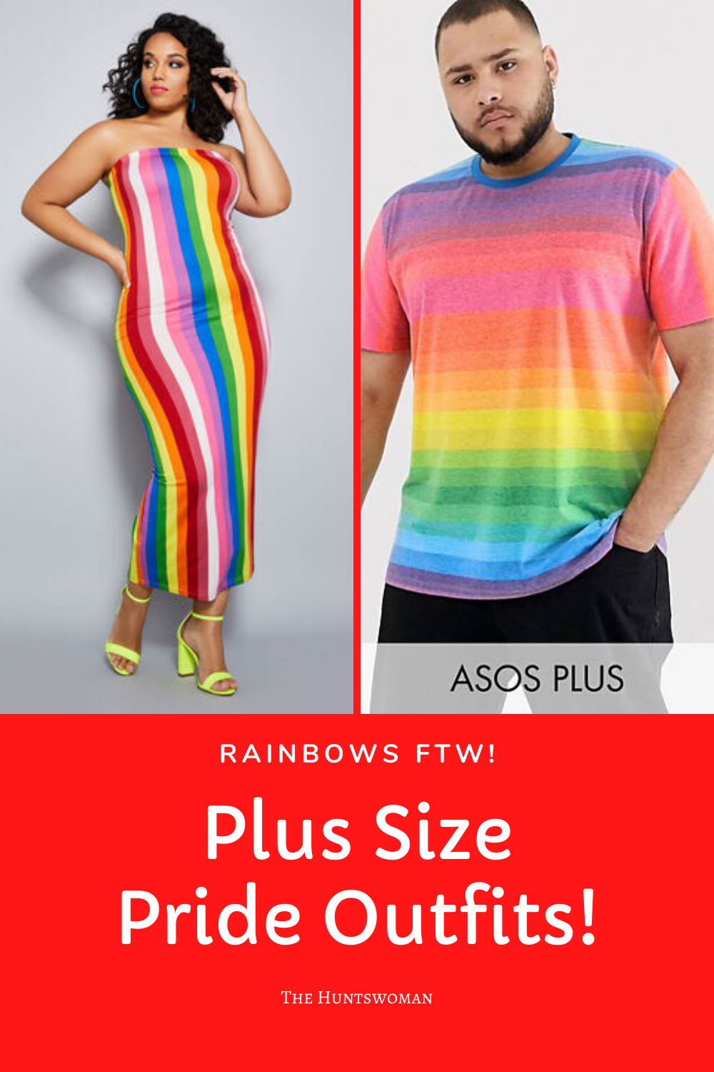 Where to buy plus size pride outfits