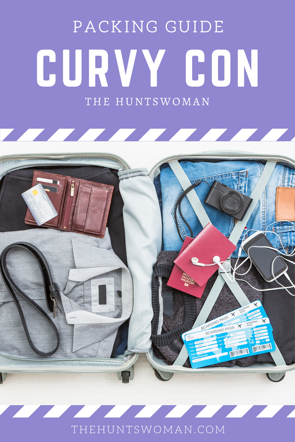 Packing guide for the curvy con