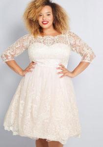 3fda1cf86e5 You re Engaged! 7 Brands that Carry Unique Plus Size Wedding Dresses ...