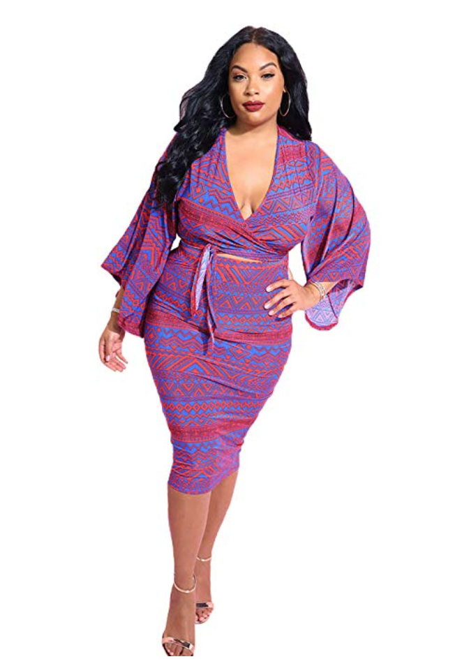 Black owned plus size brand