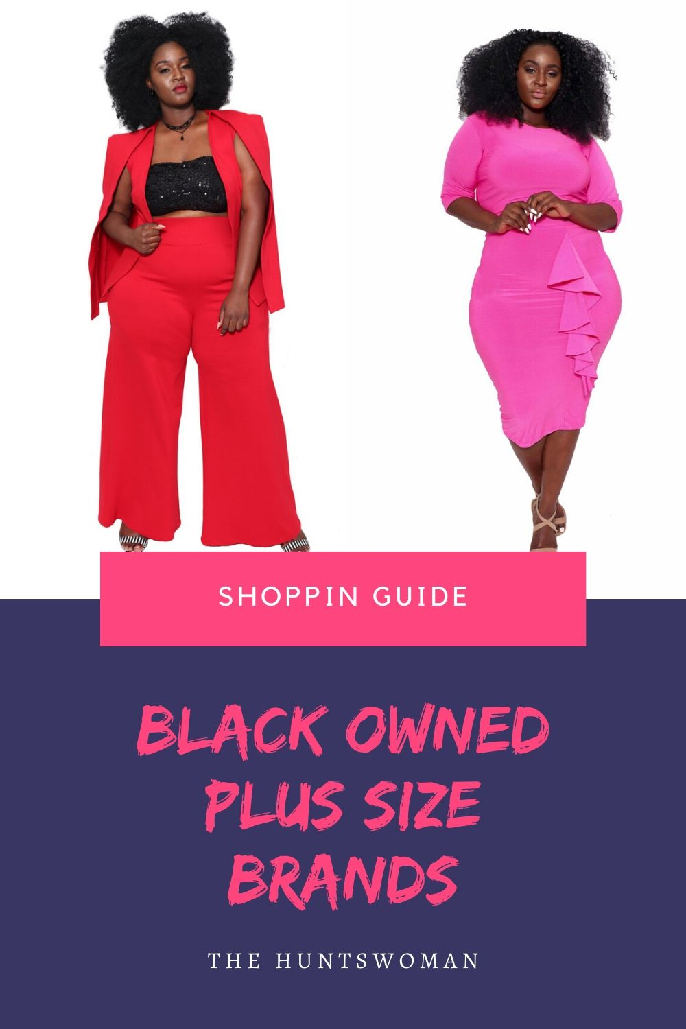 Black owned plus size brands