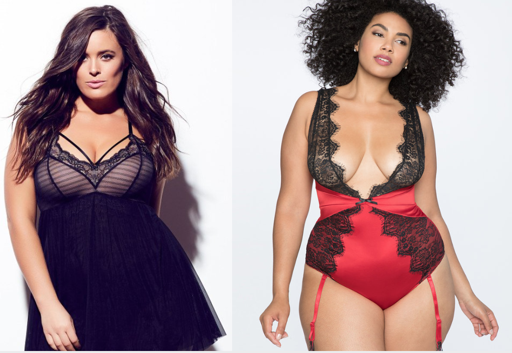 Where to Buy Plus Size Lingerie   Loungewear - The Huntswoman 899225ba9332