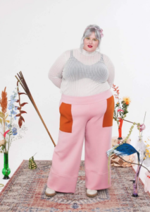 High end plus size fashion from Tamara Malas