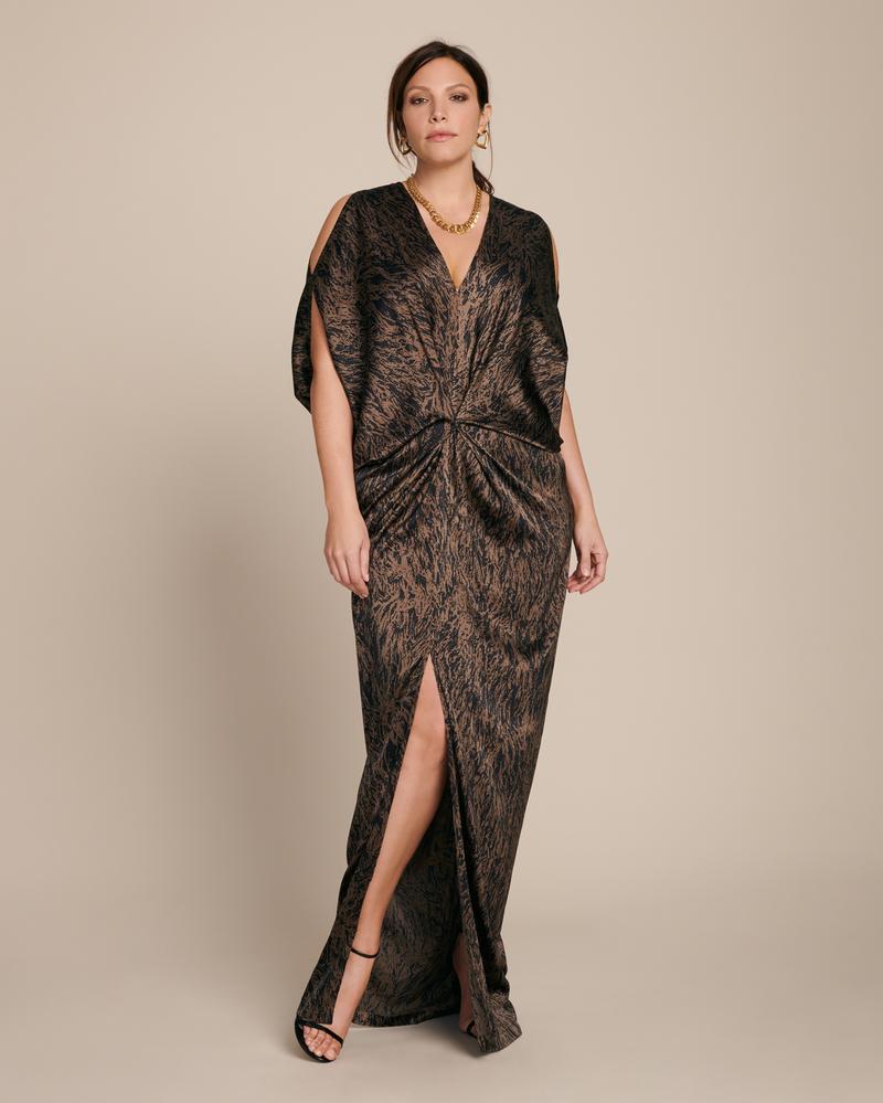Long Miu Dress - $1295