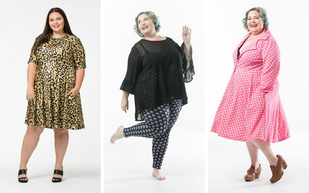 Joolz Fashion: Plus Size Dresses & Clothes - Made in ...