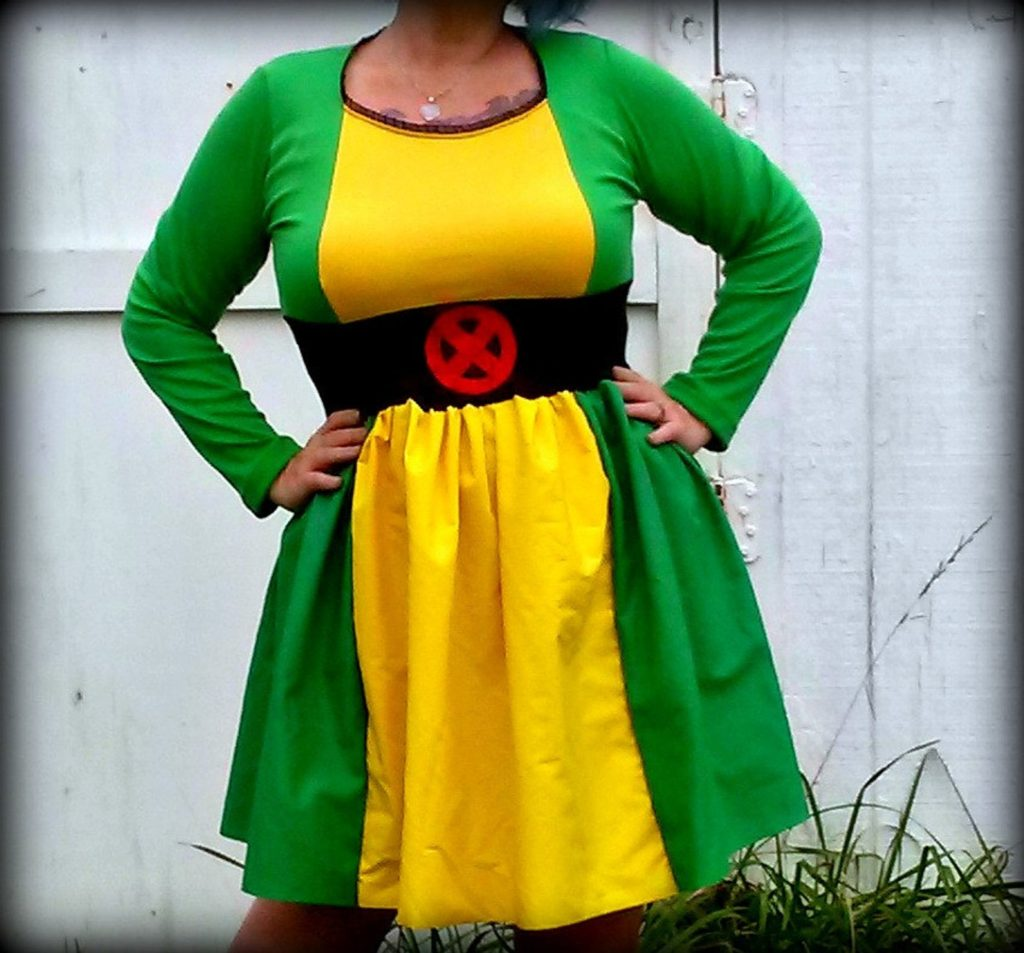 plus size nintendo cosplay