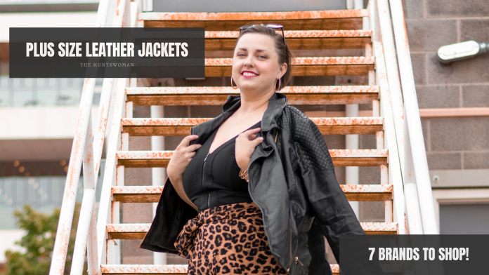 where to buy plus size cute leather jackets