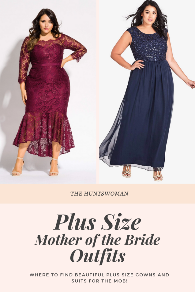 Where to Buy Plus Size Mother of the Bride Dresses ...