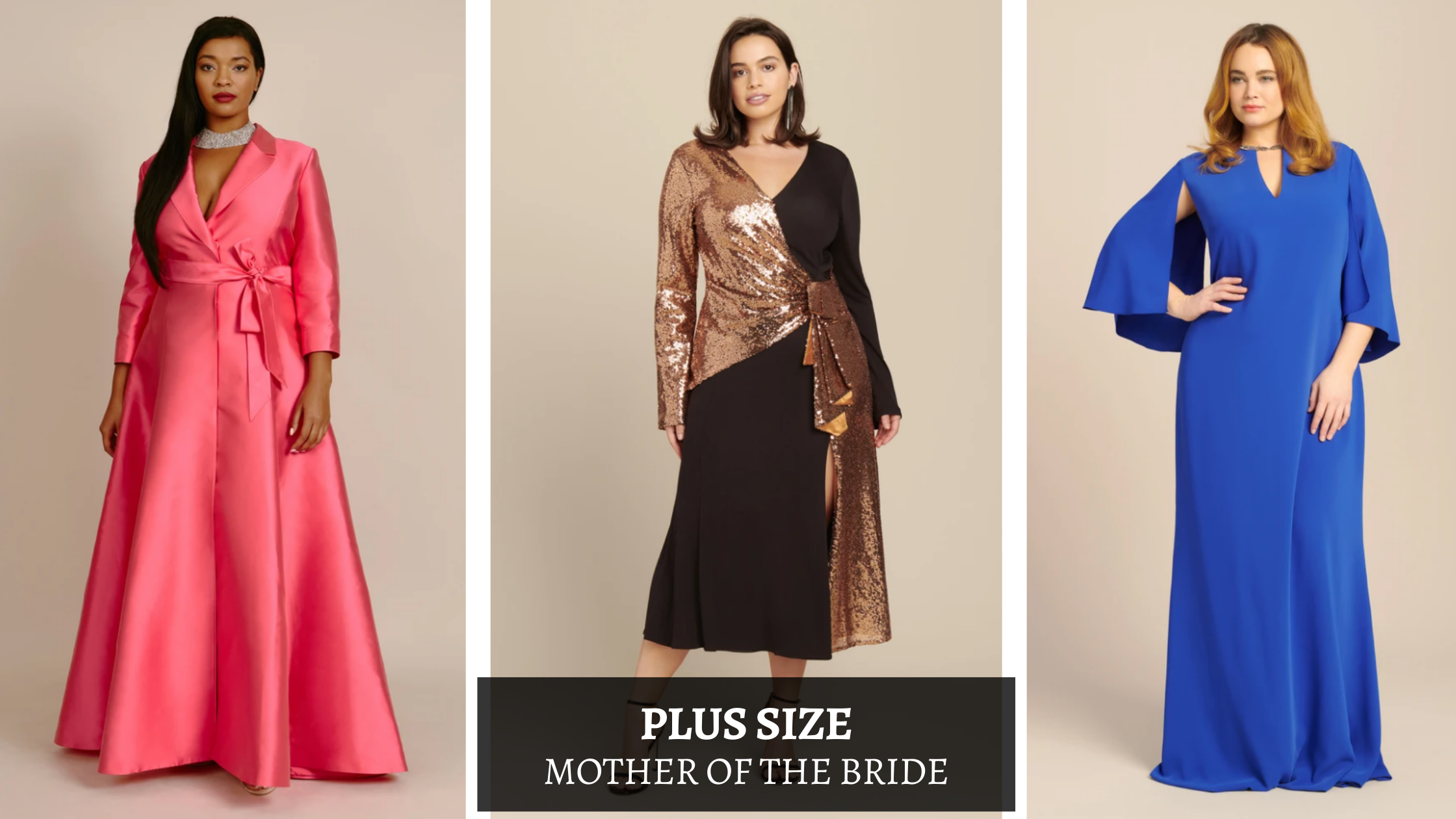 Where to Buy Plus Size Mother of the Bride Dresses   Shopping ...