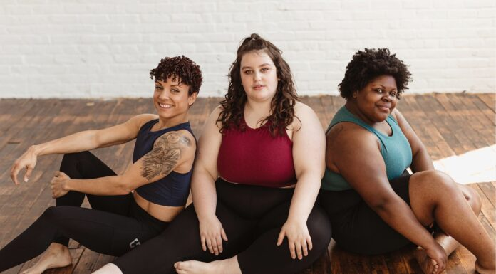 Plus size workout classes in person and online