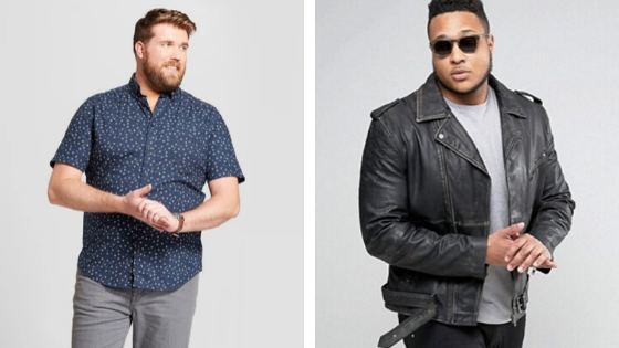 Big & Tall Men: 11 Brands to Shop for Plus Size Men The