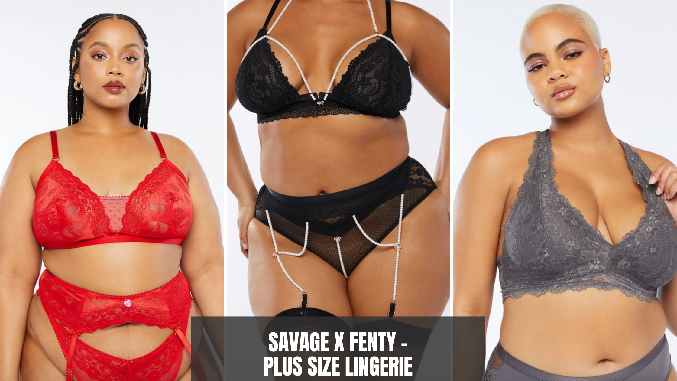 where to buy plus size lingerie - Savage x Fenty