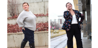 Plus Size Review of Measure & Made