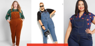 plus size overalls roundup shopping guide