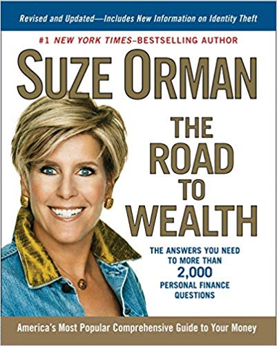 book on personal finance by suze orman