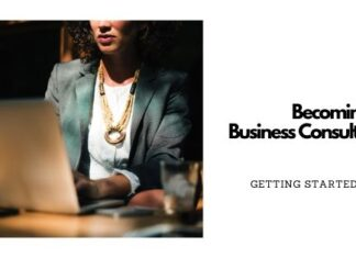 Becoming a Business Consultant | How to Get Started - A Checklist!
