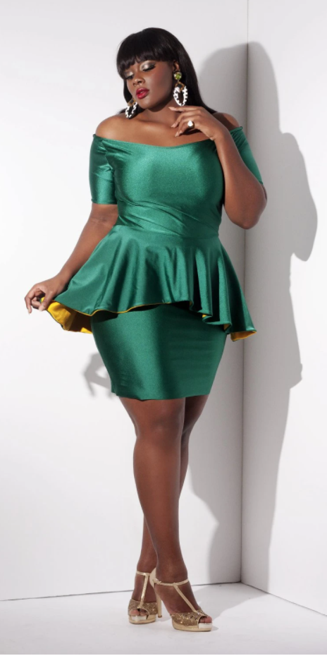 Black owned plus size fashion brand CourtneyNoelle