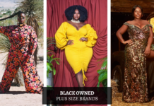 Black owned plus size fashion brands