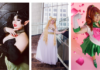 Plus Size Sailor Moon Cosplay Costumes from Instagram