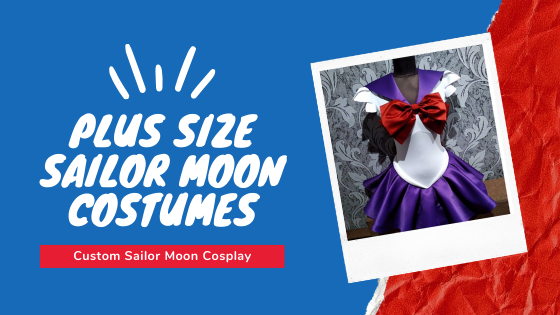 Where to find plus size Sailor Moon Scout Costumes