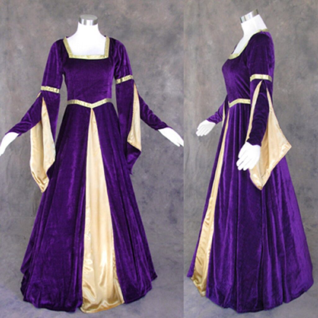 Plus Size Royal Gown for Plus Sizes