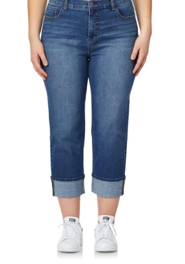 plus size boyfriend jeans from ASOS
