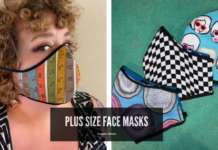 where to buy fabric face masks for larger faces