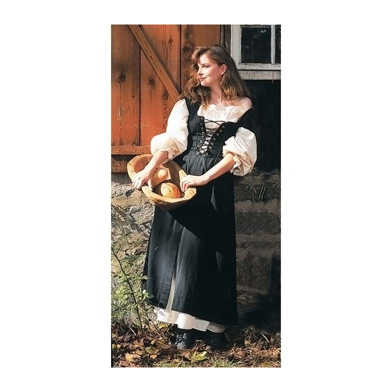 renaissance country maid costume in plus size.jpg