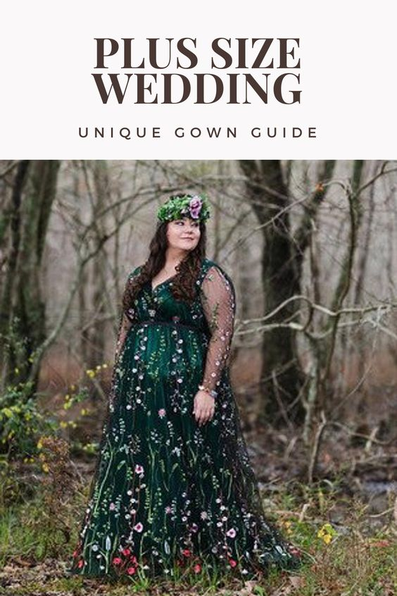 where to buy unique plus size wedding gowns