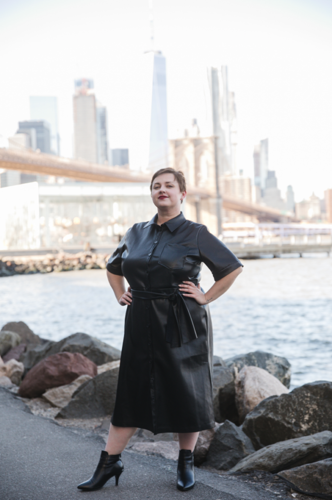 Plus Size Street style look book from Eloquii