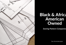Black and African American Owned Sewing Pattern Companies