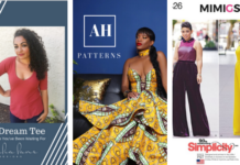 Black owned sewing pattern companies