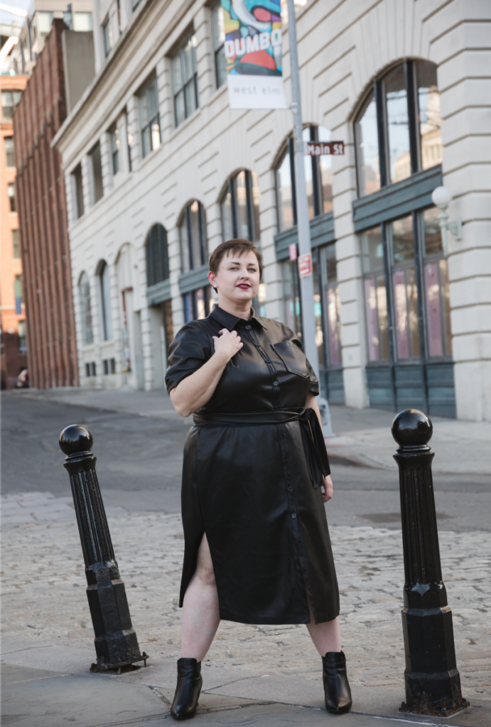 NYC Plus Size Street style look book from Eloquii