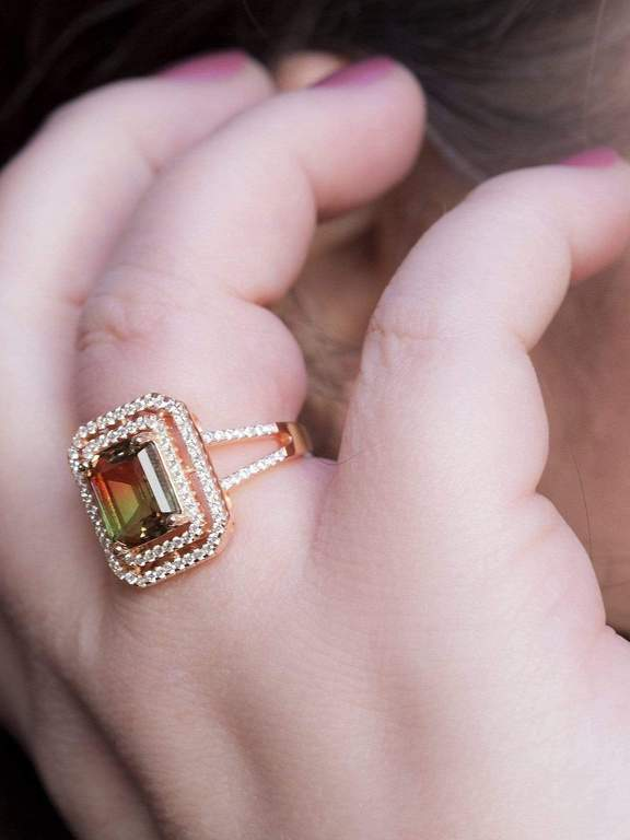 Statement plus size rings