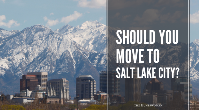 move to salt lake city?