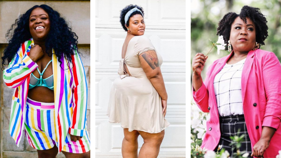 Plus Size Fashion Bloggers to Follow