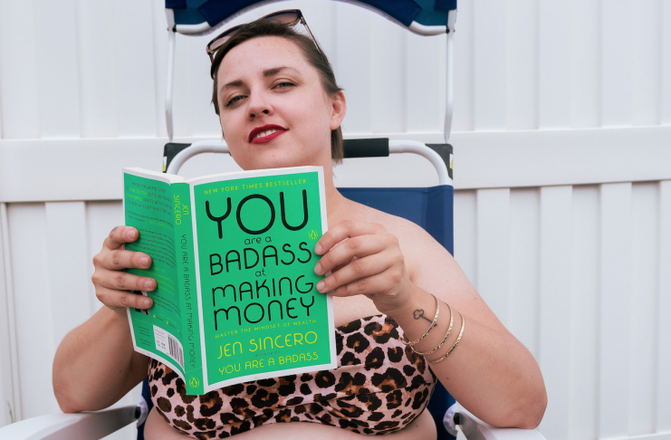 Personal development blogger shares intro level book recommendations