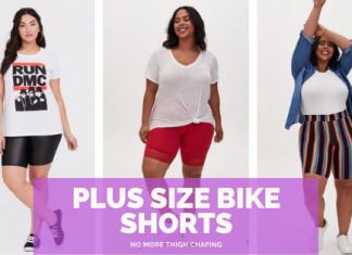 Where to buy plus size bike shorts - shopping guide