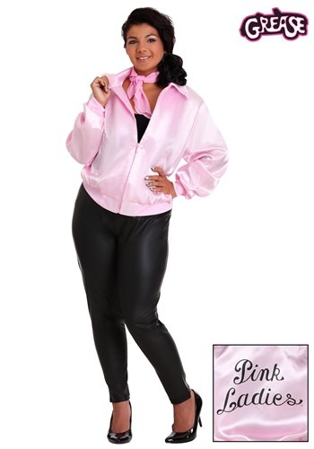 Plus size Halloween Costume in a size 32 - Pink Lady