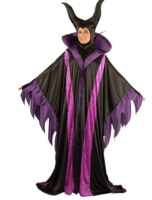 Disney Sleeping Beauty Maleficent Costume - Plus Size Halloween