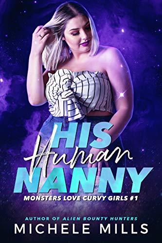 alien boss plus size romance novel cover
