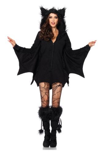 6X Plus Size Halloween Costume - Cozy Bat