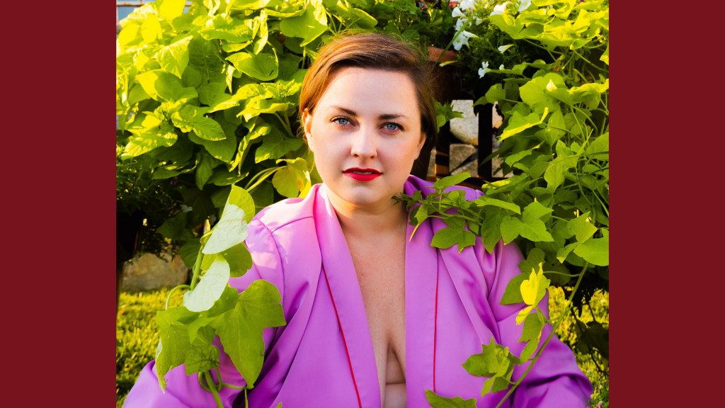Plus Size Fashion Model in Utah - Brianne Huntsman Editorial