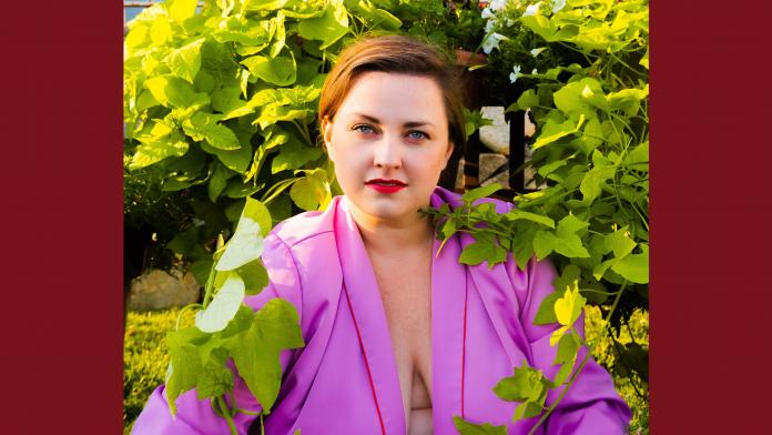 Plus Size Fashion Model in Utah - Brianne Huntsman Editorial