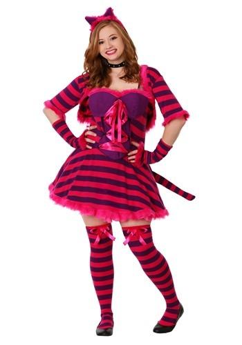 Plus Size Halloween Costume - 7X and 8X cheshire Cat cute fun costume