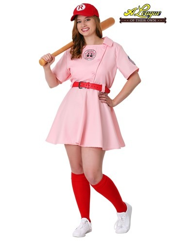 League of Their Own Dottie Plus Size Costume